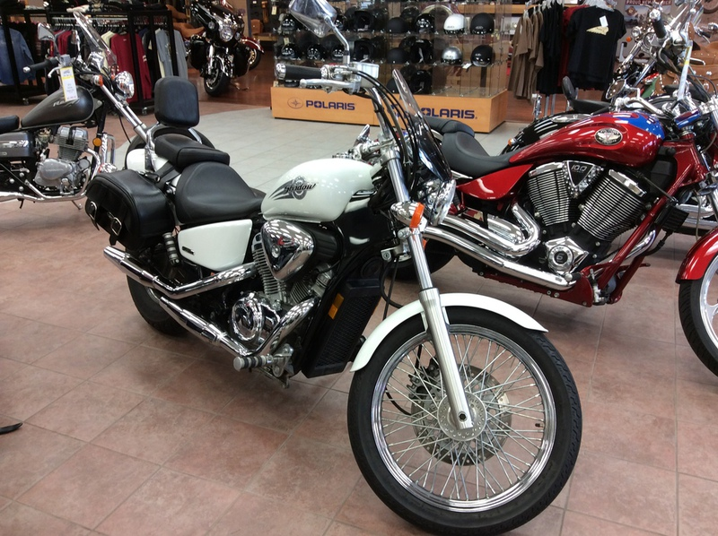 2005 Honda Shadow VLX, motorcycle listing