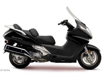 2005 Honda Silver Wing (FSC600), motorcycle listing