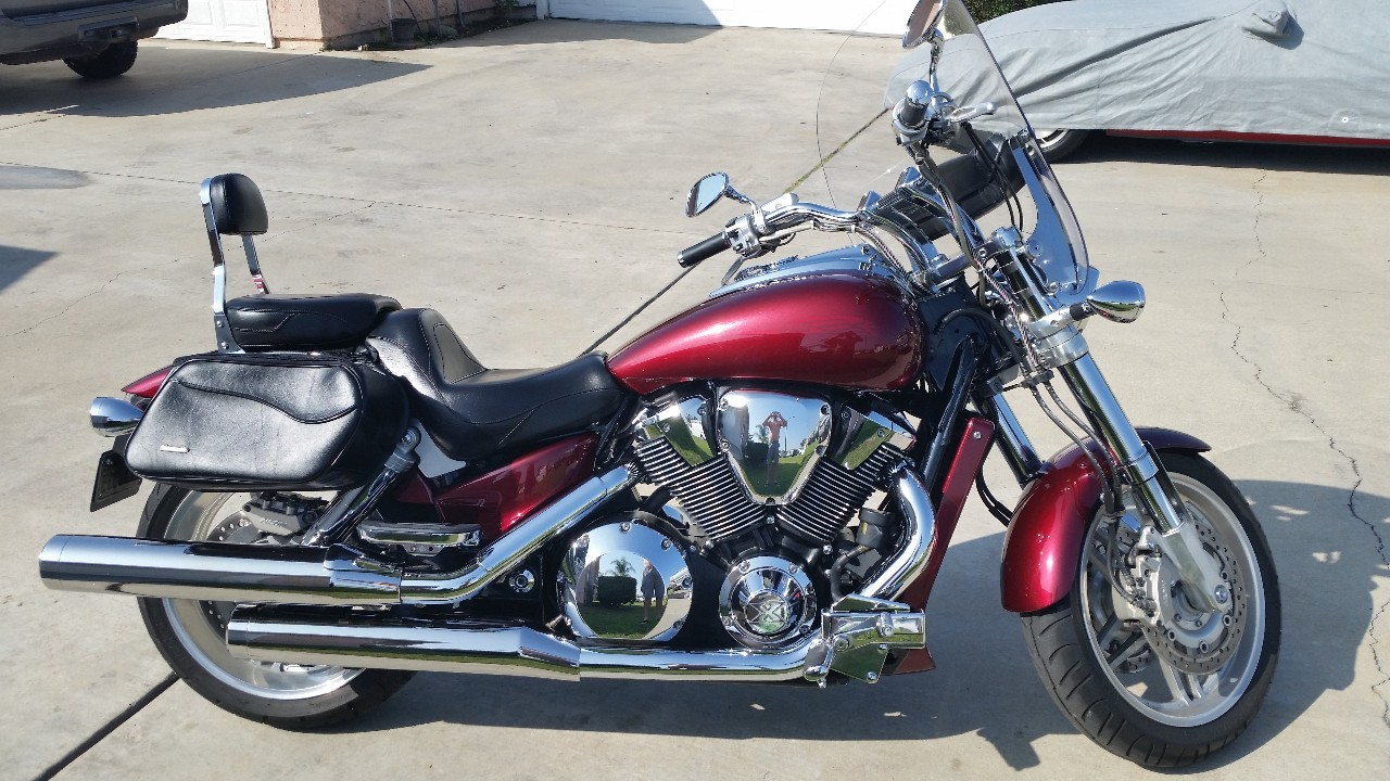 2005 honda vtx 1800 1800 motorcycle from chino ca today sale 5 000. Black Bedroom Furniture Sets. Home Design Ideas