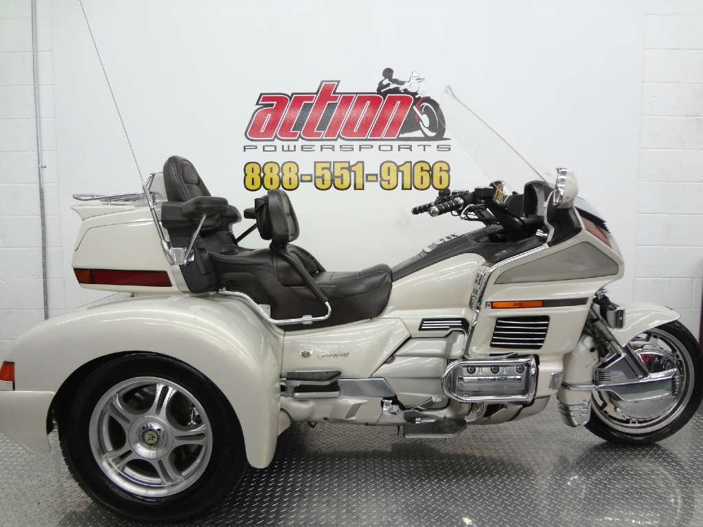 Used Honda Goldwing Trikes For Sale Near Me