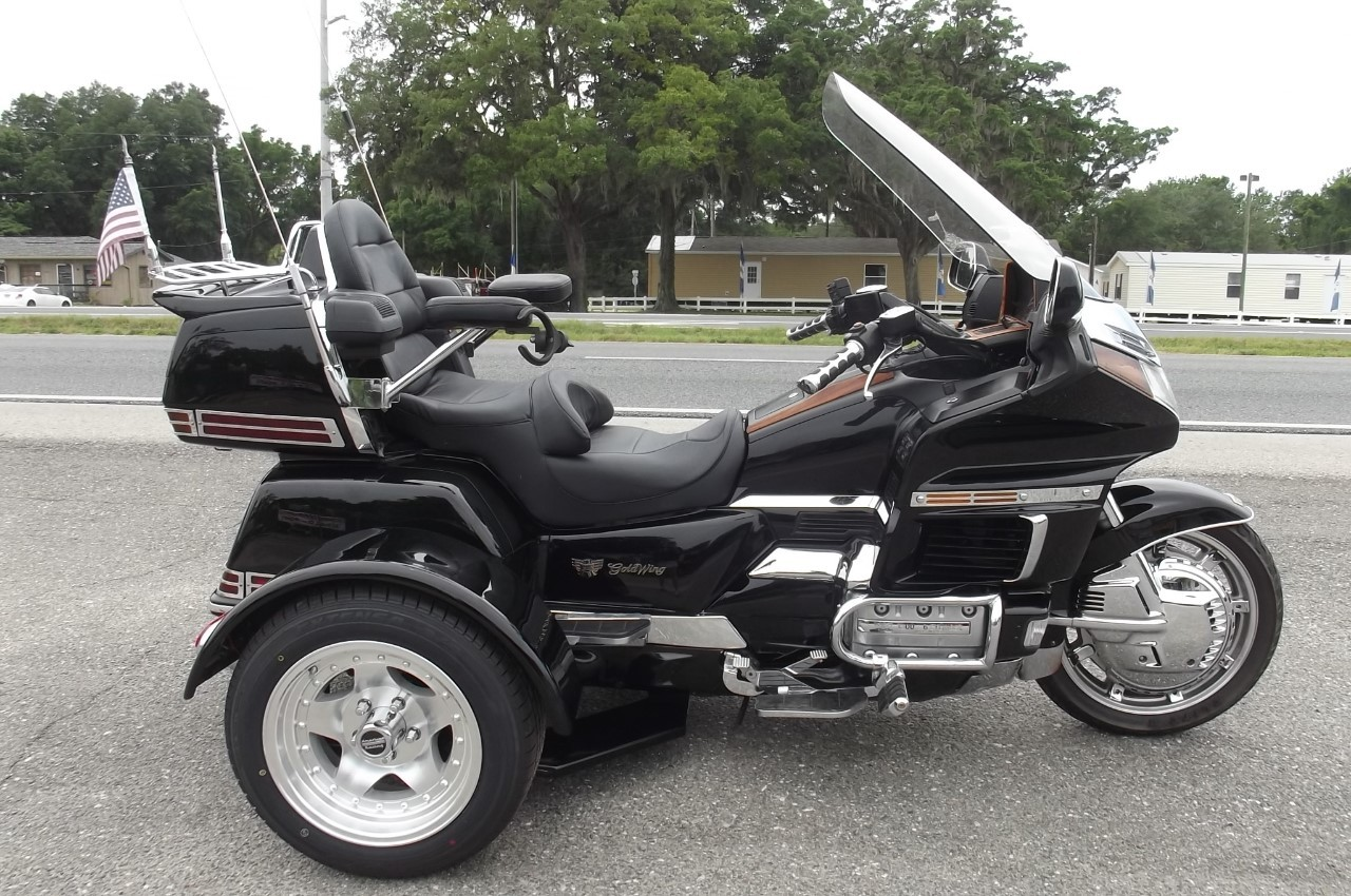 1993 Honda GOLDWING, motorcycle listing