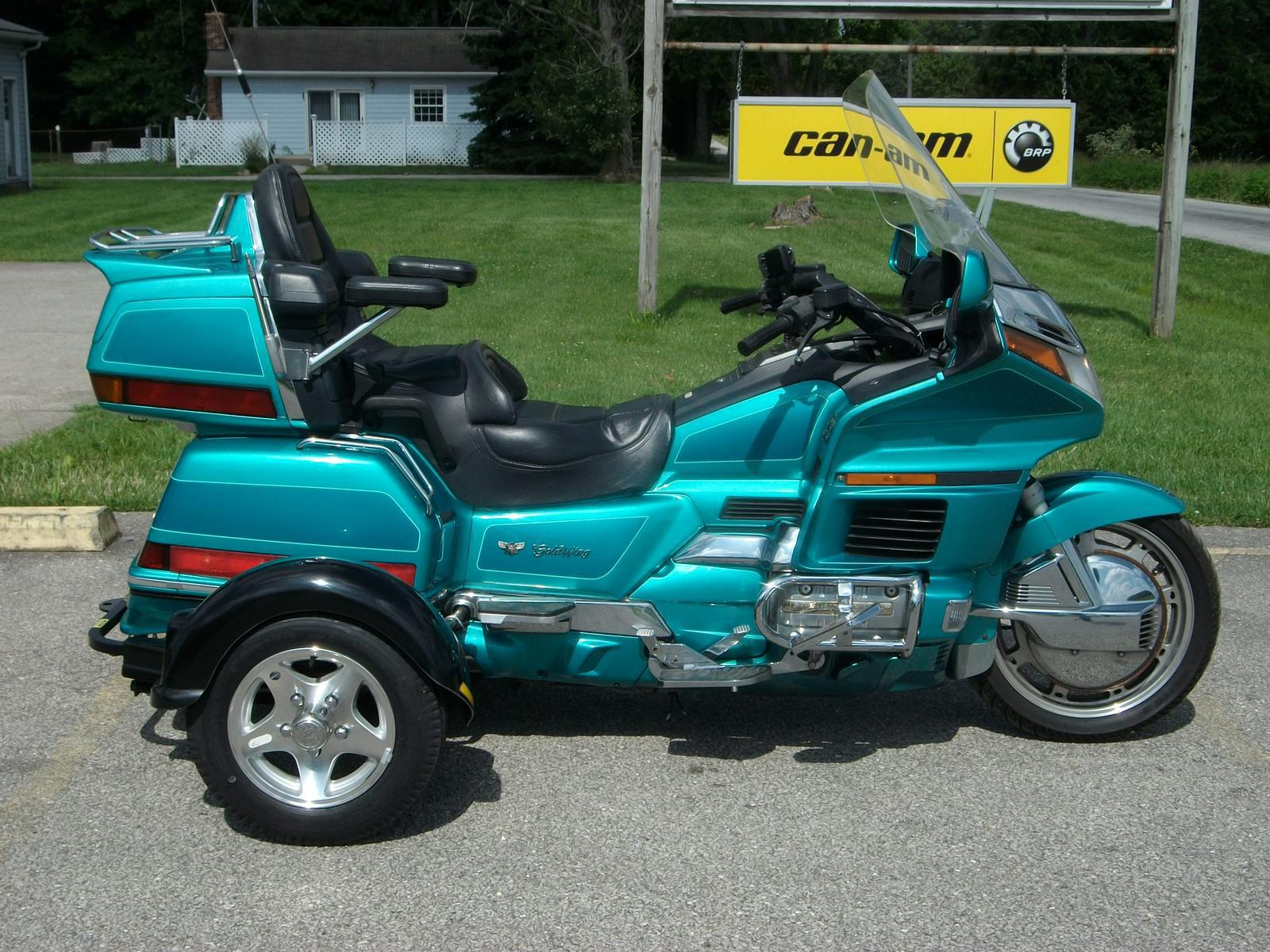 1994 Honda GOLDWING GL1500SE TRIKE, motorcycle listing