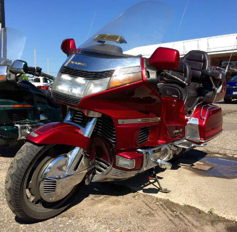 1994 Honda GOLDWING, motorcycle listing