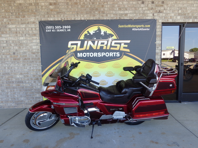 1994 Honda Goldwing 1500 SE, motorcycle listing
