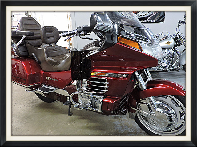 1995 Honda GOLDWING GL1500, motorcycle listing