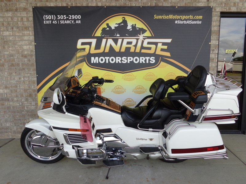 1995 Honda Goldwing 1500 SE, motorcycle listing