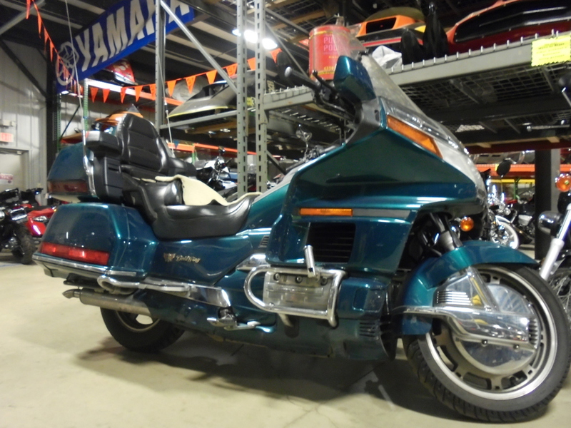 1995 Honda Goldwing Aspencade 20th Anniversary, motorcycle listing