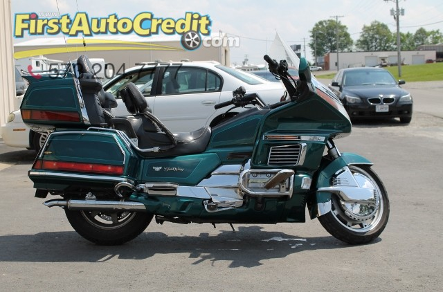 1995 Honda Goldwing, motorcycle listing