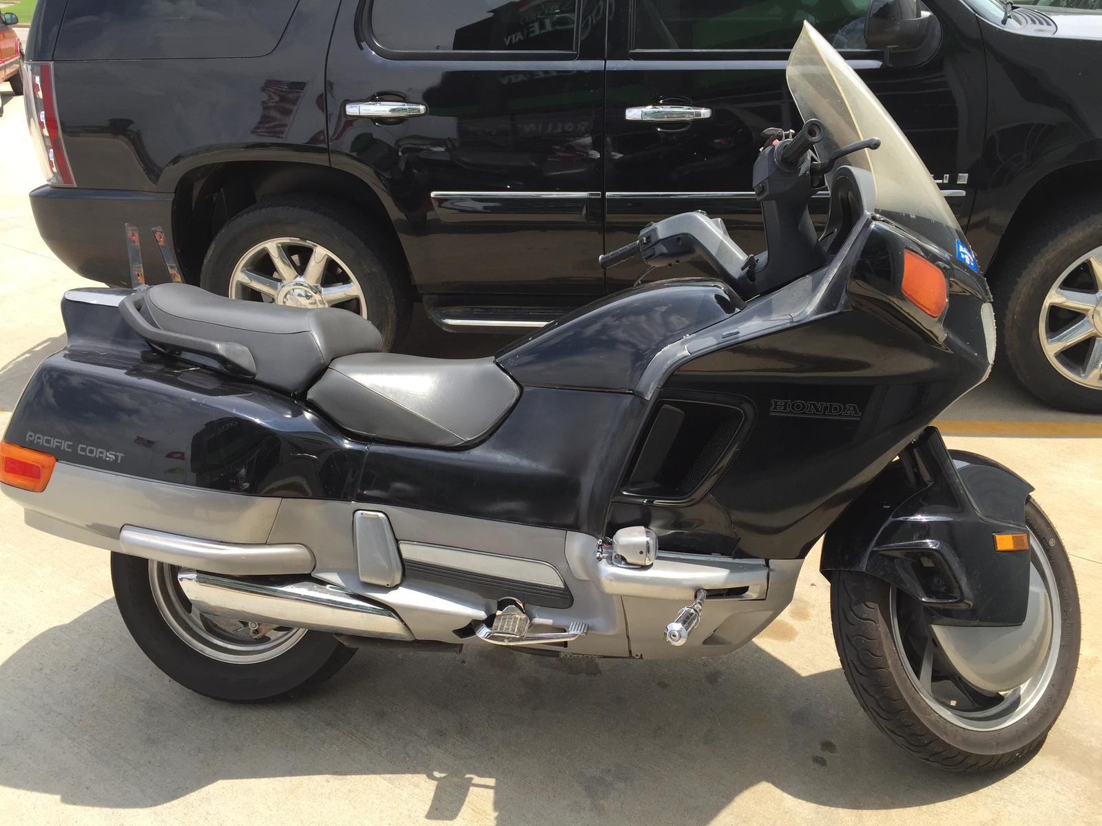 Honda Pacific Coast >> 1995 Honda Pacific Coast Motorcycle From Jonesboro Ar Today