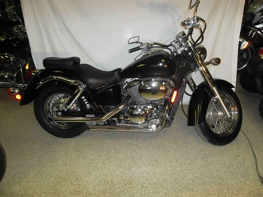 1998 Honda VT750CD Shadow Ace Deluxe, motorcycle listing