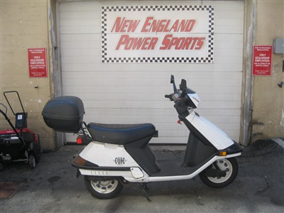 2000 Honda ELITE 80, motorcycle listing