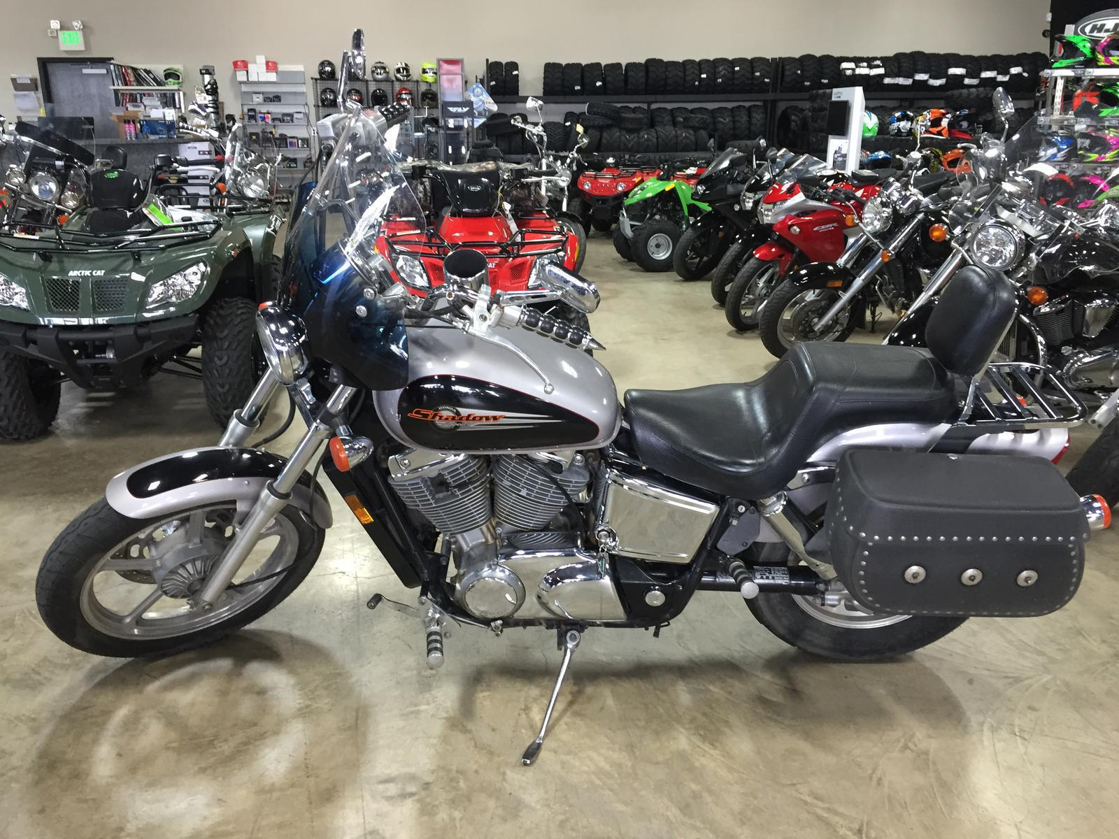 2000 Honda SHADOW SPIRIT 1100 VT1100, motorcycle listing