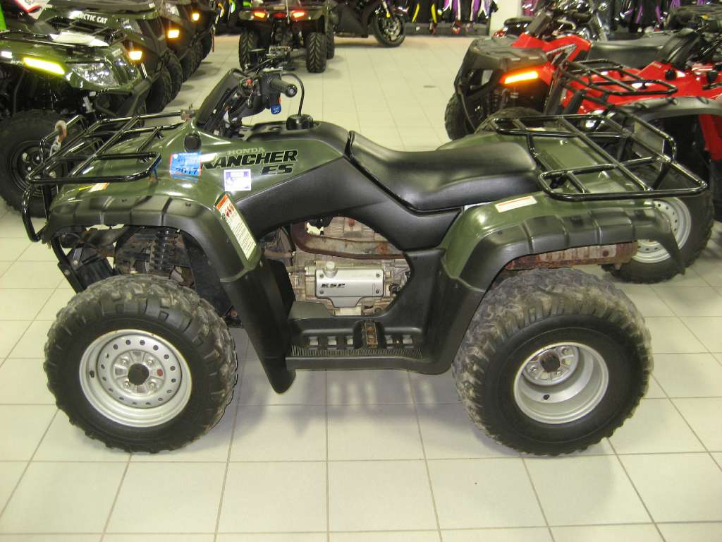 2001 Honda FourTrax Rancher ES, motorcycle listing