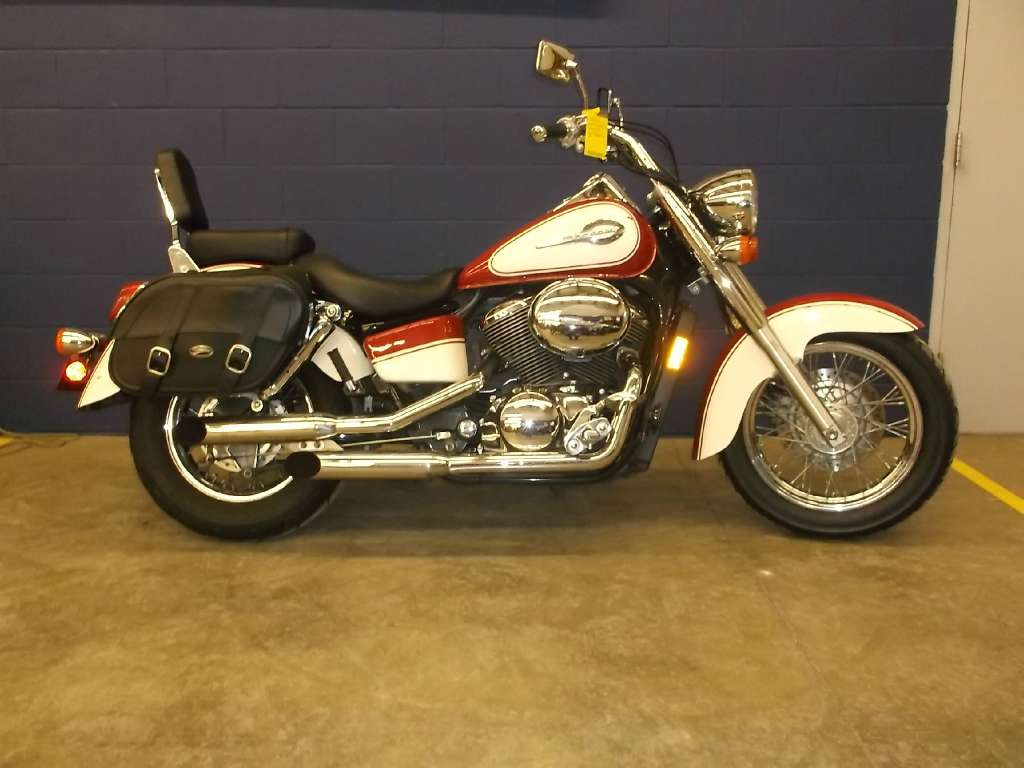 2001 Honda Shadow Ace 750 Deluxe, motorcycle listing