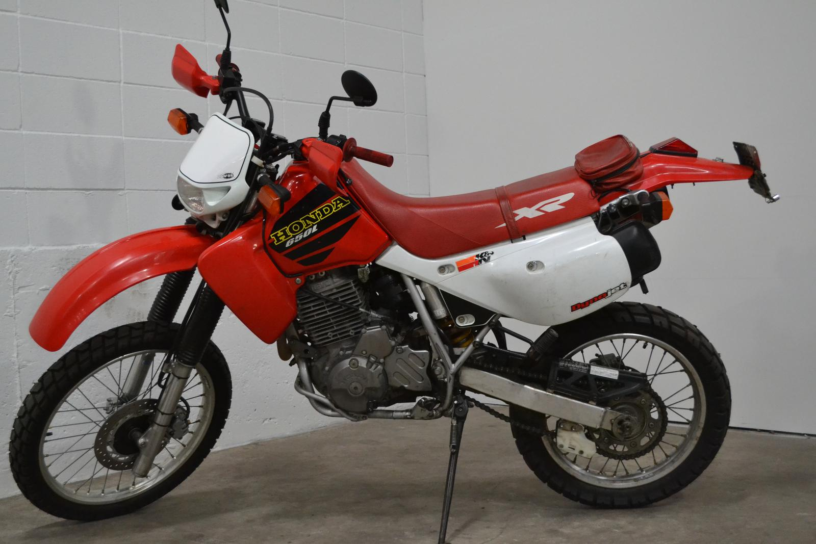 Honda Xr650l For Sale >> 2001 Honda Xr650l Motorcycle From Foxboro Ma Today Sale