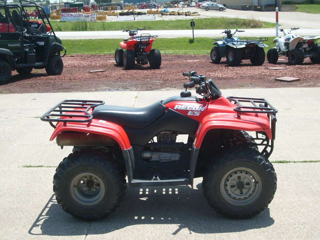 2002 Honda FourTrax Recon  ES, motorcycle listing