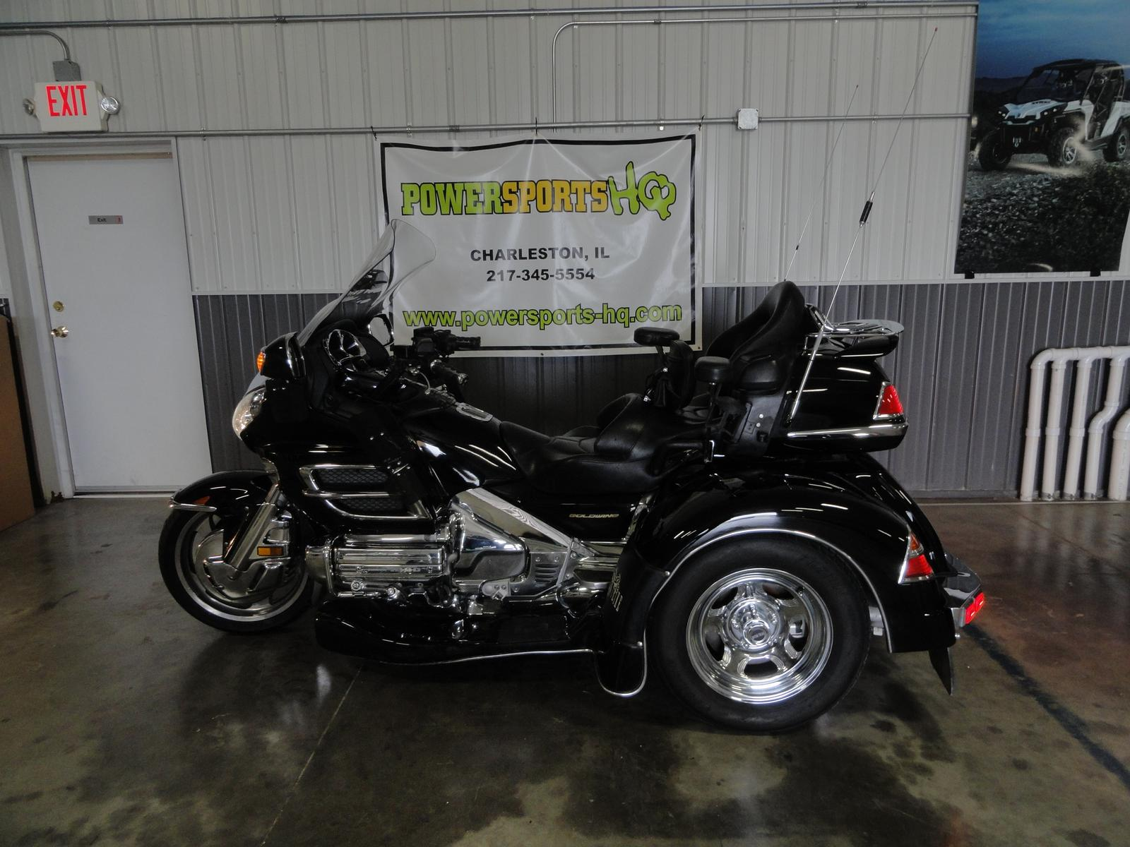 2002 Honda GOLDWING 1800 TRIKE, motorcycle listing