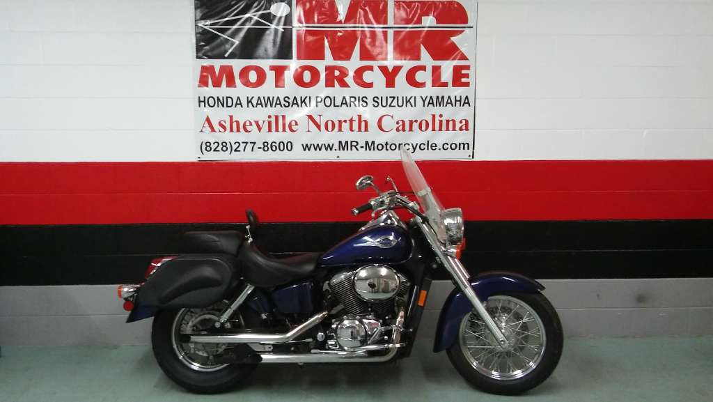 2002 Honda Shadow Ace 750 Deluxe, motorcycle listing