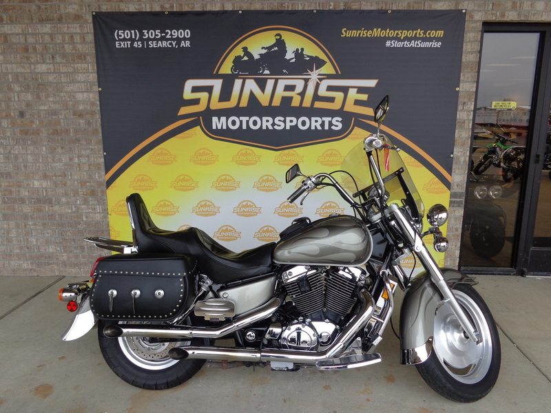 2002 Honda Shadow Sabre, motorcycle listing