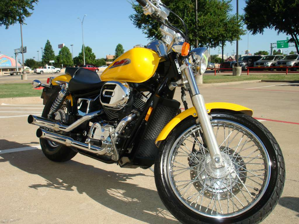 2002 honda shadow spirit 750 motorcycle from plano tx today sale 3 499. Black Bedroom Furniture Sets. Home Design Ideas