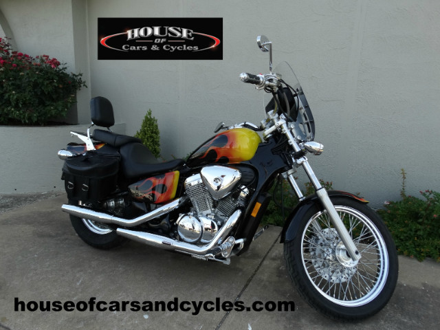 2002 Honda VT600CD Shadow VLX Deluxe, motorcycle listing