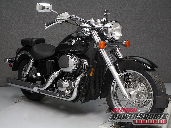 2002 Honda VT750 SHADOW 750 ACE, motorcycle listing