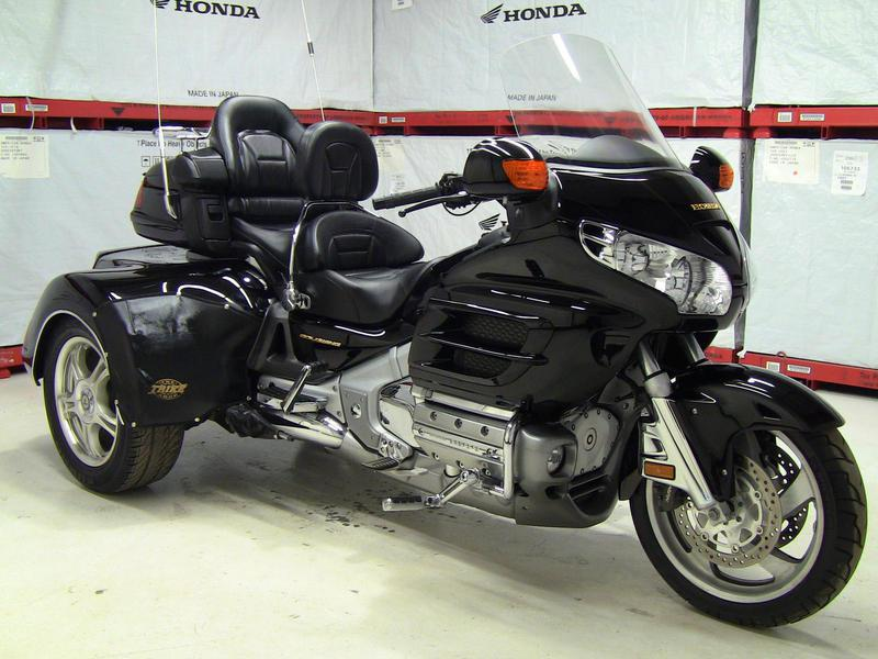 2003 Honda GL1800 Goldwing Trike Roadsmith Conversi, motorcycle listing