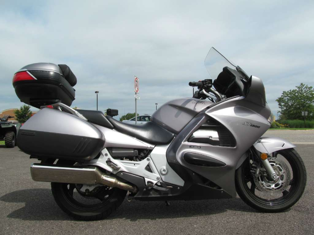 2003 Honda ST1300 ABS, motorcycle listing