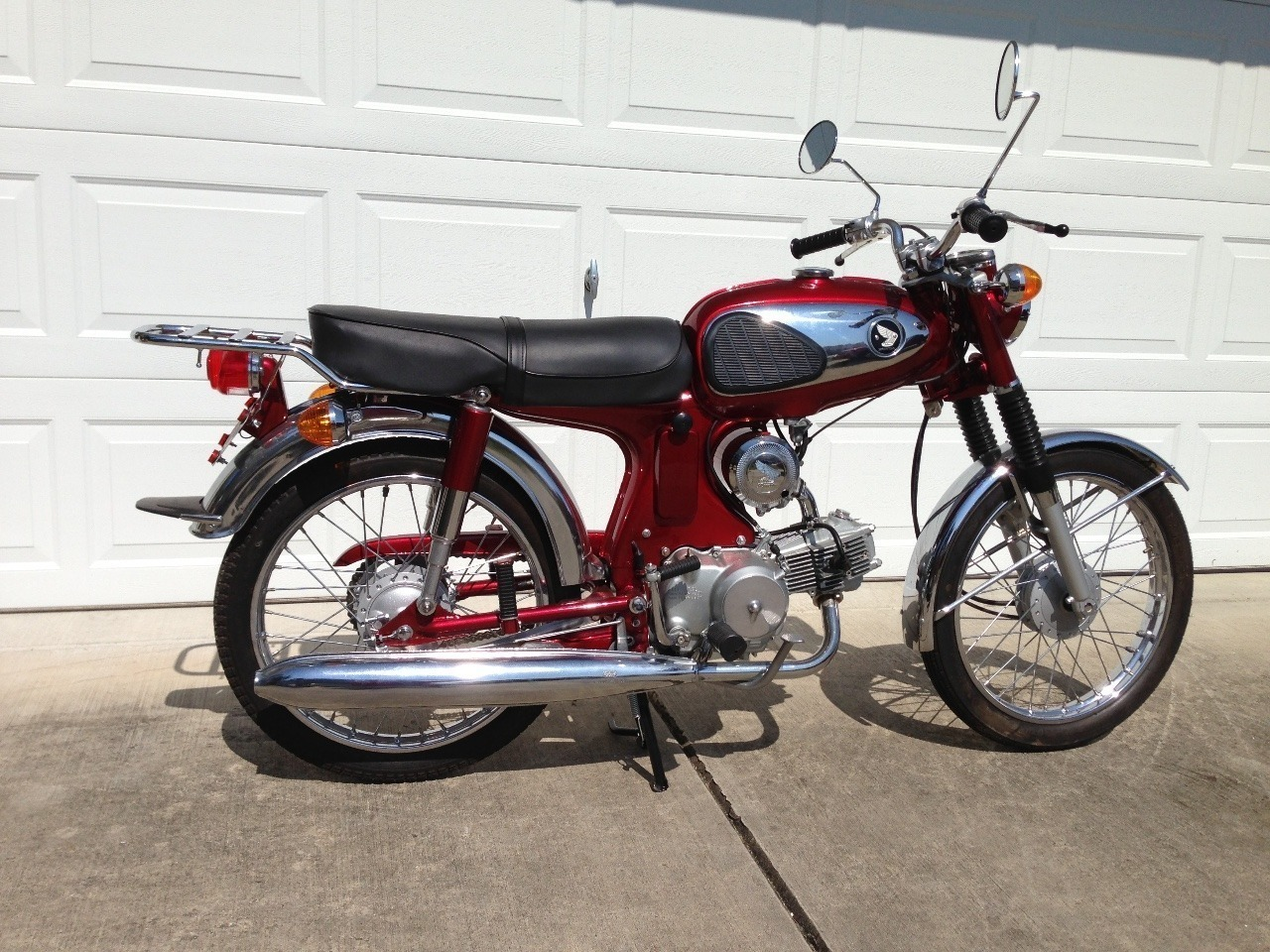 1969 honda s90 90 90 motorcycle from ocala fl today sale 2 500. Black Bedroom Furniture Sets. Home Design Ideas