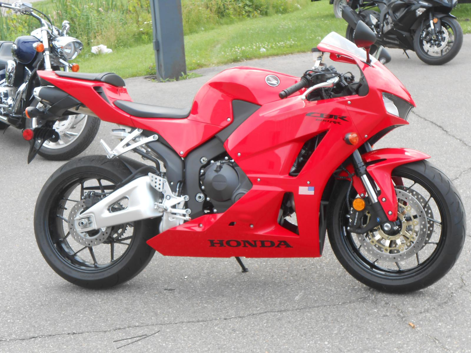 2013 honda cbr 600rr motorcycle from chesterfield mi for Victory motors chesterfield mi