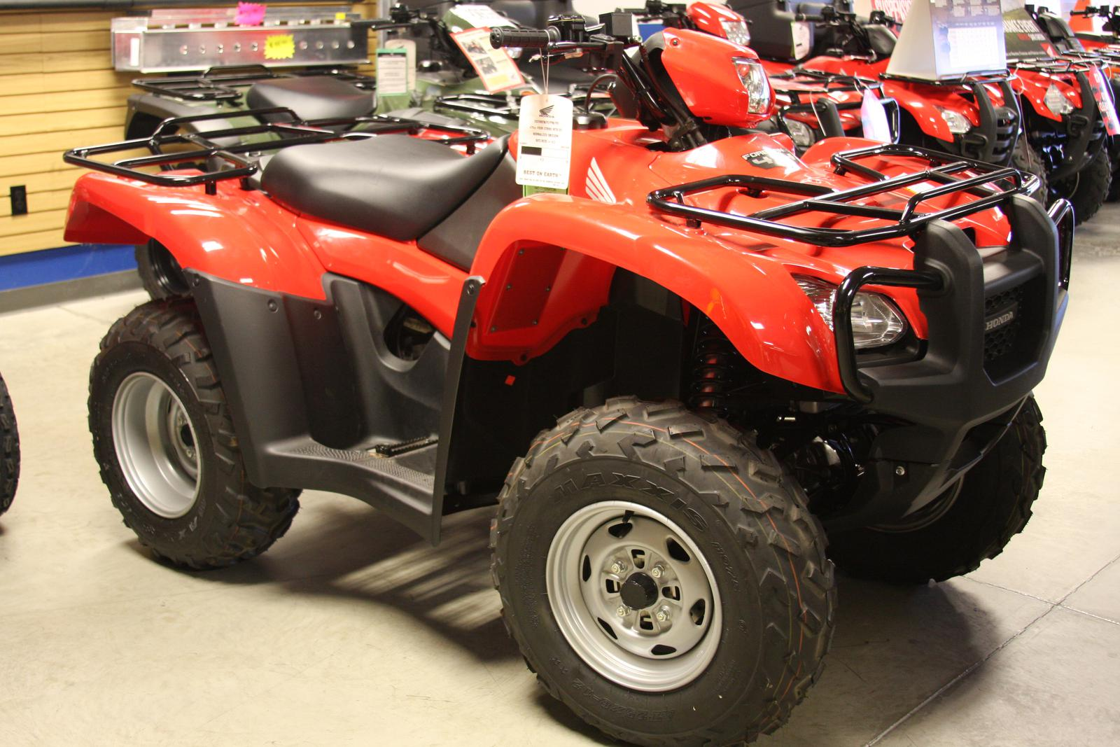 Polaris Slingshot For Sale Ebay >> 2013 Honda FOURTRAX FOREMAN 4X4 Motorcycle From YORK, PA,Today Sale $5,999 - MotorcycleForSales.com