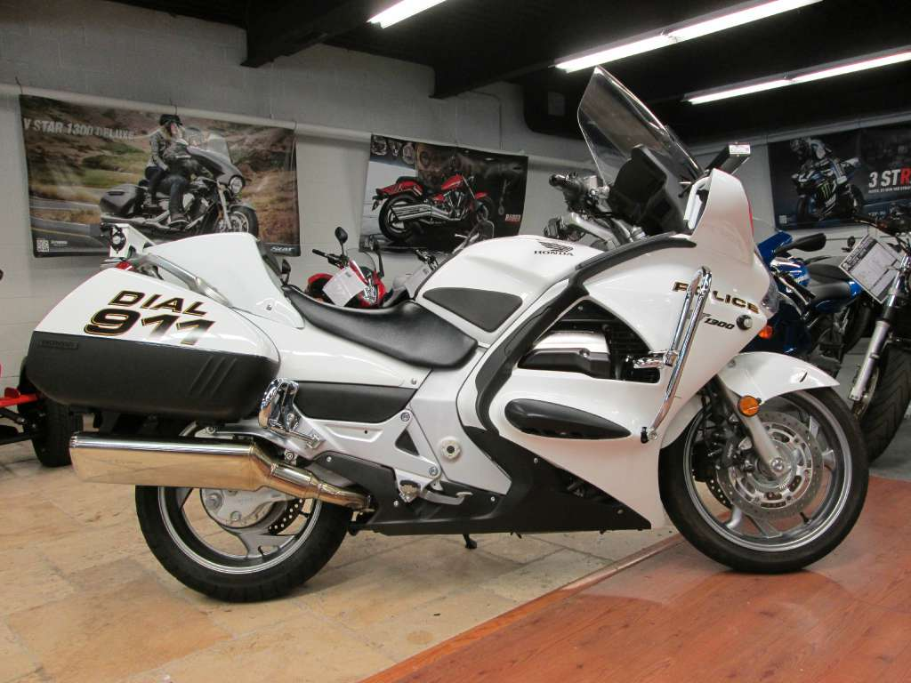 2011 Honda ST 1300 ABS Police, Motorcycle Listing