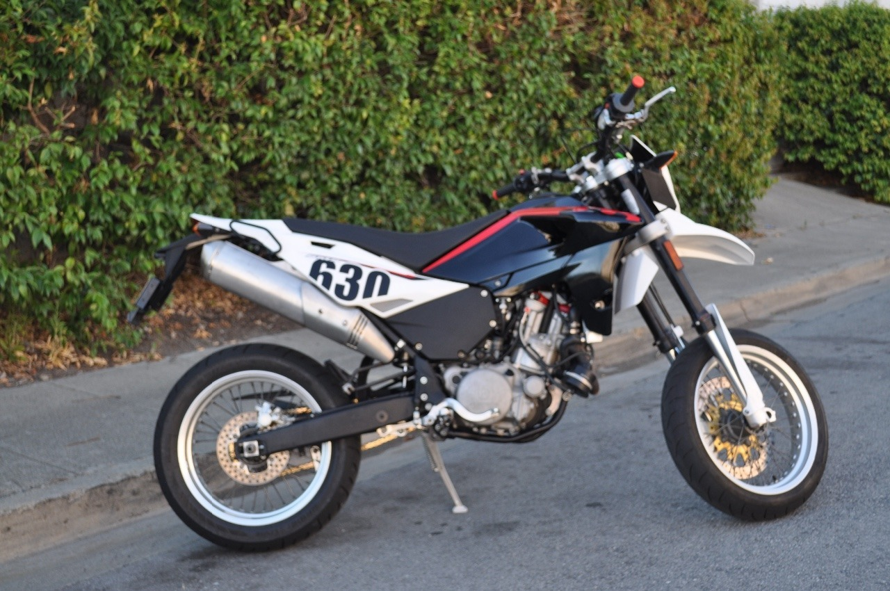 2011 Husqvarna Sms 630, motorcycle listing