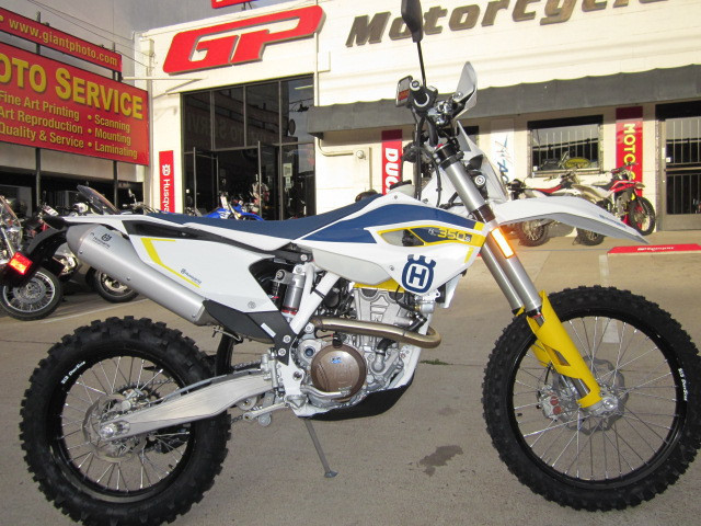 2015 Husqvarna FE 350 S - Street Legal - Compare to KTM!!!, motorcycle listing