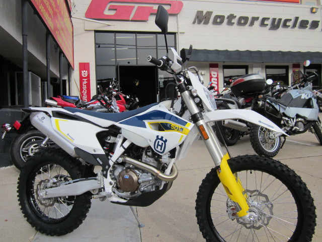 2015 Husqvarna FE 501 S - Street Legal - COMPARE TO KTM !!, motorcycle listing