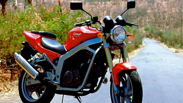2004 Hyosung Motors Usa Comet 250, motorcycle listing