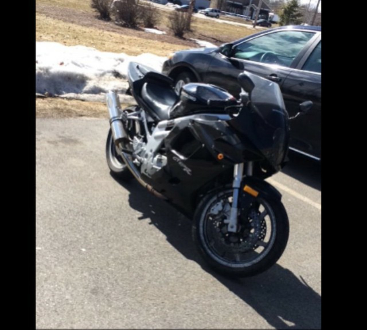 2006 Hyosung Gt650 R COMET, motorcycle listing