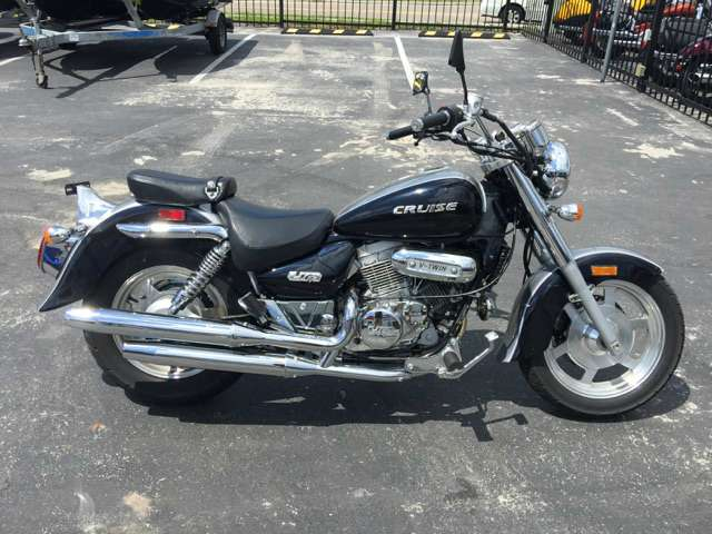 2007 Hyosung GT250, motorcycle listing
