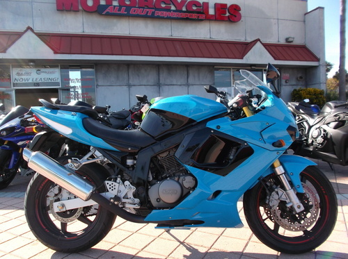 2007 Hyosung GT250 R, motorcycle listing