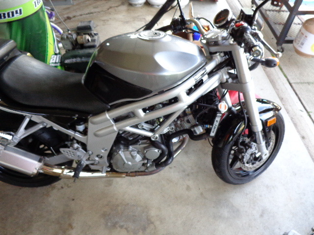 2007 Hyosung Gt650 COMET, motorcycle listing