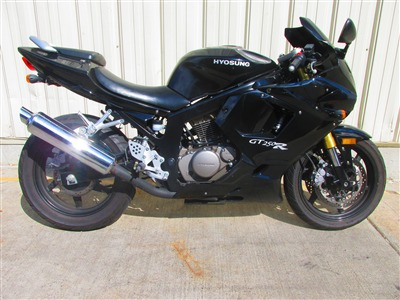2008 Hyosung GT250R, motorcycle listing