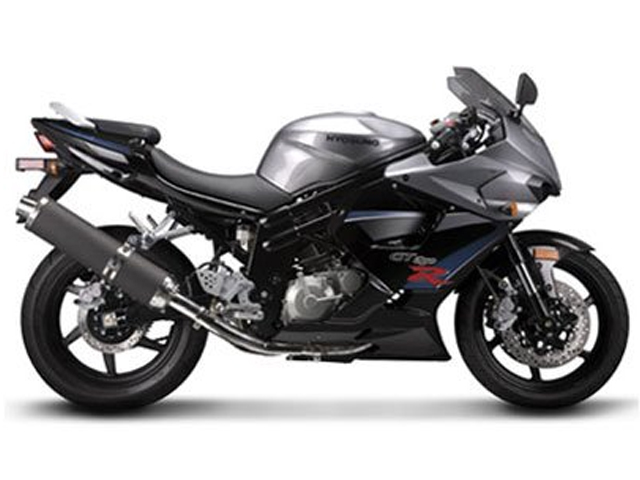 2009 Hyosung GT650R, motorcycle listing