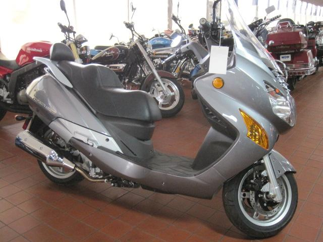 2009 Hyosung MS3-250, motorcycle listing