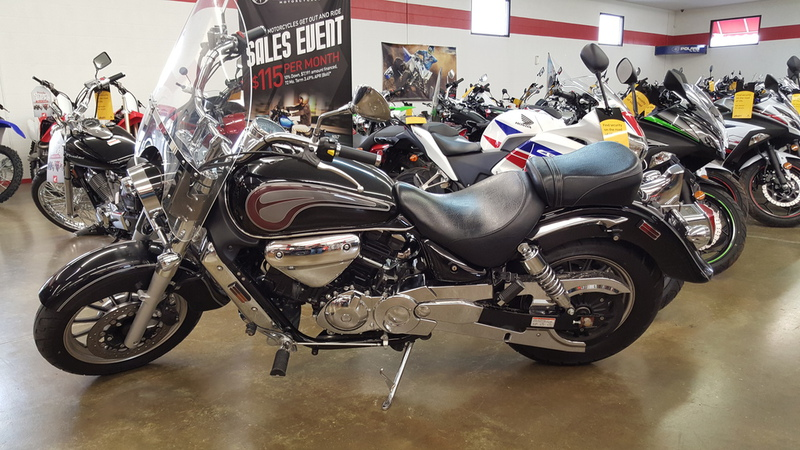 2010 Hyosung ST7, motorcycle listing
