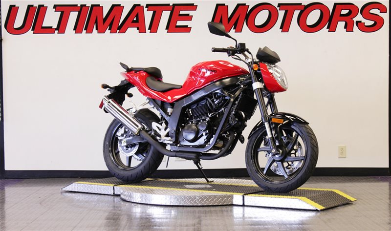 2012 Hyosung GT250, motorcycle listing