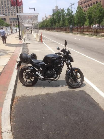 2012 Hyosung Gt250 , motorcycle listing