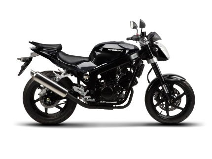 2013 Hyosung GT250, motorcycle listing