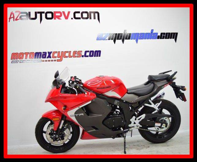 2013 Hyosung GT250R, motorcycle listing