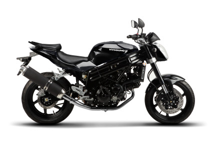 2013 Hyosung GT650, motorcycle listing