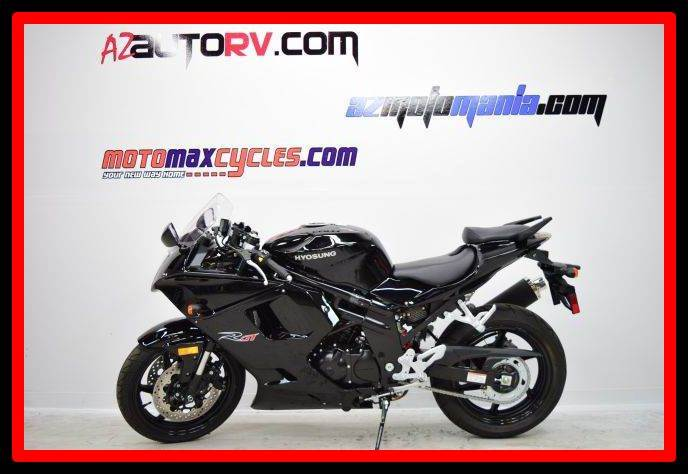 2013 Hyosung GT650R, motorcycle listing